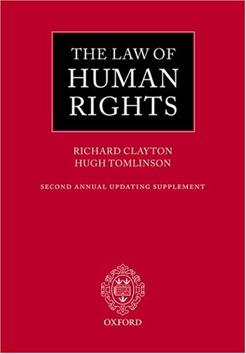 law-of-human-rights-the