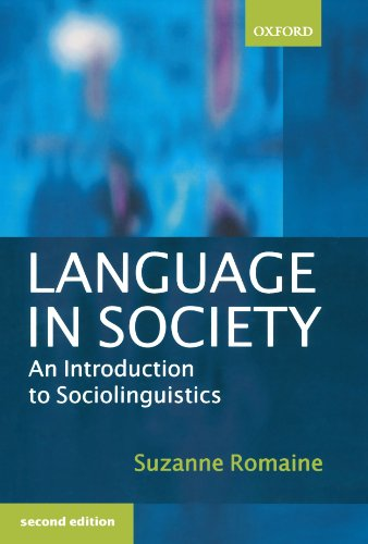 language-in-society