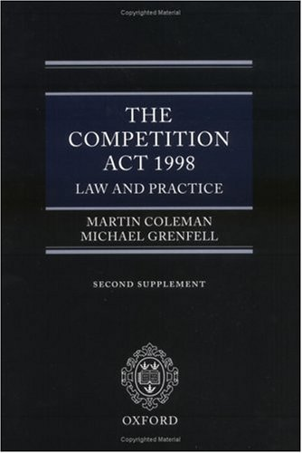 competition-act-1998-law-practice-the