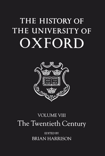 history-of-the-university-of-oxford-the