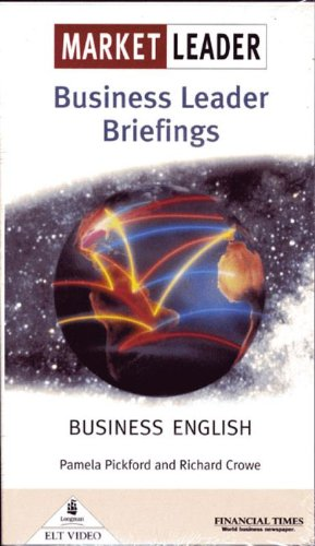 market leader business leader briefings-video(vhs)