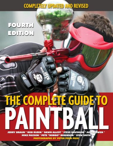 complete guide to paintball, the