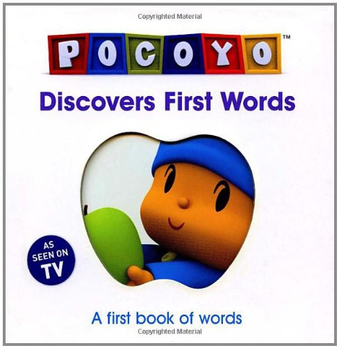 pocoyo discovers first words