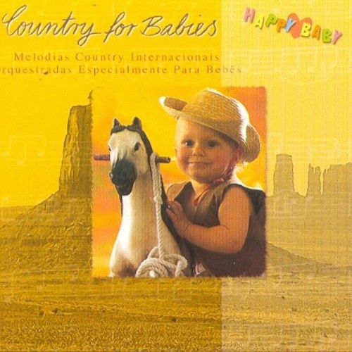country for babies - happy baby