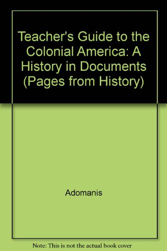 teacher-guide-to-colonial-american
