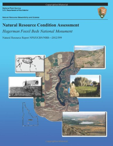 natural resource condition assessment - hagerman