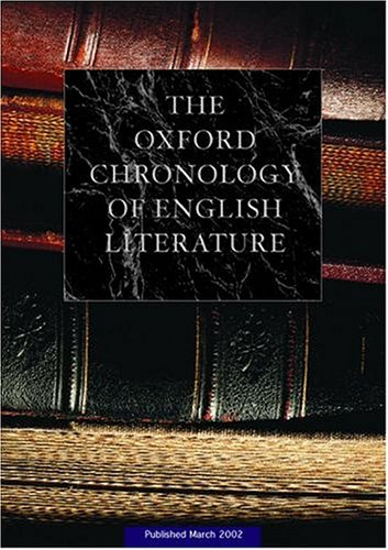 oxford-chronology-of-english-literature-the