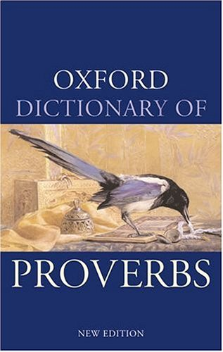 oxford-dictionary-of-proverbs
