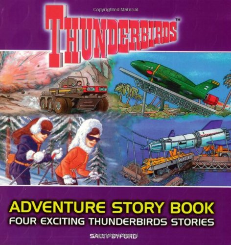 thunderbirds-adventure-story-book