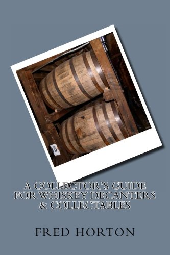 collectors guide for whiskey decanters &, a