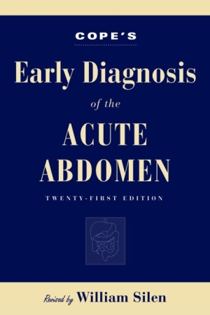 cope-early-diagnosis-of-the-acute-abdomen