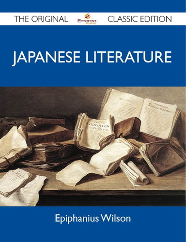 japanese literature - the original classic